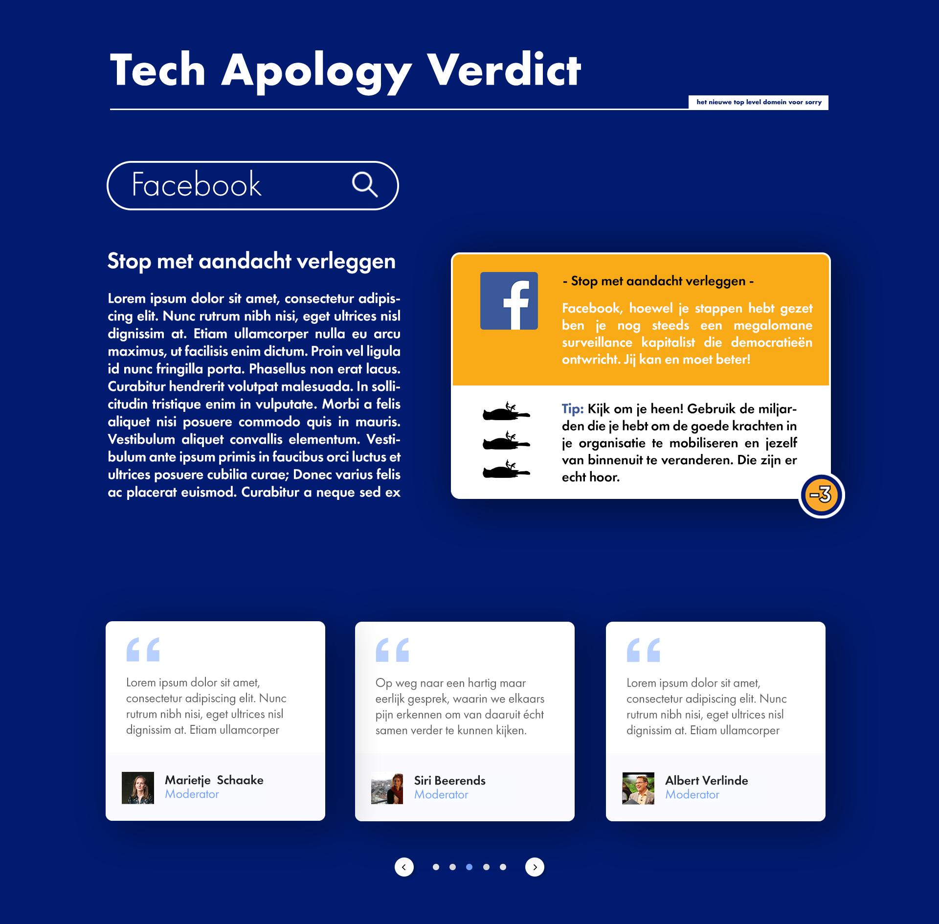 Apology-Verdict